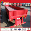 20-40feet Container Flatbed Cargo Transport Sidewall Side Door Semi Trailer