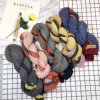 Yarn Dyed Woven Crinkle Warm Lady Scarf (Hz80)