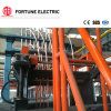 Copper Wire Rods Production of Vertical Continuous Casting Machine