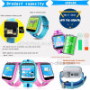 Colorful Touch Screen Kids GPS Tracker Watch with Multifunction D19