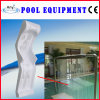 White Acrylic Massage Bed for SPA Pool (KF469)