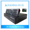 Satellite TV Receiver Zgemma H5.2s with Dual Core DVB-S2 Receiver Support Hevc/H. 265