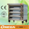 Hot Sale Electric Double Deck Oven with Steam (manufacturer CE&ISO9001)