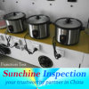 Electric Cooker Inspection Service / Quality Control Services for Home Appliance by Inspectors Experts in The Field / Sunchine Inspection