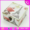 Wholesale Useful Organization Decorative Wooden Boxes W18A025