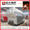 Packaged 1ton/H Hot Water Generation Wood Fired Central Heating Boiler