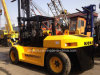 Used Japan Brand Komatsu 10ton Diesel Forklift (2.5ton-15ton Forklift)