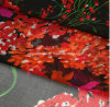 Beautiful Printed Silk Chiffon Fabric