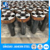 Steel Structure Weld Fabrication Steel Traffic Control Protect Fence Post