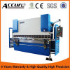 2500mm 80 Tons Hydraulic Press Brake with Bending 4mm
