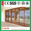 Toughed Glass Aluminum Stacking Door with As2208 Cetificates
