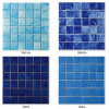 Blue Ceramic Mosaic Tile for Swimming Pool