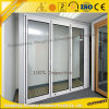 High Quality 6063 6061 Powder Coated Aluminum Doors and Windows