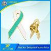 Cheap Customized Enamel Aids Lapel Pin/Soft Enamel Pin Badge for Souvenir/Promotion