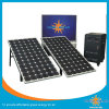 PF Sine Wave Inverter Solar Power System with 150W/36V*2PCS Solar Panel and 12V/100ah*4PCS Battery