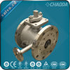 Flanged Ends Jacketed Ball Valve