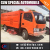 Dongfeng 5000L Rhd Floor Clean Vehicle Floor Sweeper Truck