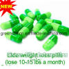 Lida Strong Formula Darkgreen Lightgreen Weight Loss Capsules