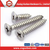 Factory Price Stainless Steel 304 316 Flat Head Self Tapping Screw