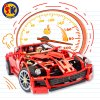 Plastic Ferrari Sportscar Model Blocks 1322PCS Toy