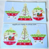 Christmas New Design Promotional Paper Car Air Freshener for Car