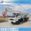 Easy to Move 8 Ton Small Truck Crane