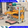 Fly Ash Brick Machine on Sale Qt40-2 Semi-Automatic Block Machine