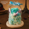 100% Natural Real Flower Handmade for Holiday Decoration Valentine′s Day Birthday Gift
