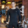 Men′s Tight Compression Long Shirt Acitive Tops