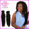 Wholesale High Quality 100% Deep Wave Human Brazilian Hair Machine Weft Deep Wave Hair (DW-067b)