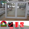 PVC Double Casement Window, Hurricane Impact Windows