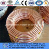C1100 Copper Pancake Coil Tube and Pipe Formair Conditioner