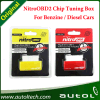 Newly Red/ Yellow Nitro OBD2 Chip Tuning Box Nitroobd2 for Benzine/Diesel Cars More Power / More Torque Nitroobd2 Plug and Drive OBD2 Tools