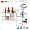 Patented Chrome Kitchen Rack Shelf Factory Supplying (CJ-C1146SP)