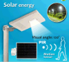 15W Integrated Solar LED Lamp/Lights (Outdoor lighting for street/garden/courtyard)