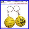 Logo Customized Advertising PU Stress Ball Keychain (EP-K573010)
