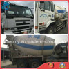 Used Nissan Ud Concrete Mixer Truck (2006~2009, 259KW_ENGINE) -8cbm/25ton Japan Used 6*4-LHD-Drive
