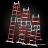 China Producer Multi-Purpose Joint Ladder FRP Folding Ladder