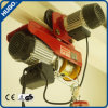 100kg Single Line Mini Electric Wire Rope Hoist with Ce