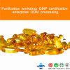 GMP ODM Deep-Sea Fish Oil Soft Capsule