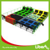 Supplier Indoor Trampoline Court Building Indoor Trampoline Place