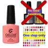 Reliable Healthy Shining Consistent Gel One Step Gel Nail Polish