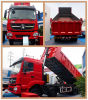 340HP 8X4 North-Benz Tipper Dumper (CLW3912)