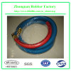 Blue and Red CR Rubber Hose for Freon Charging