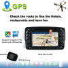 Carplay Anti-Glare Android System Car Video for Benz GPS Navigator Android 7.1-2+16g
