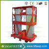 12m Push Around Aluminum Alloy Lift Platforms Working Platform