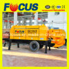 Electric or Diesel Trailer Mounted Concrete Pump for Sale