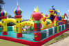 Durable and Reliable Inflatable Castle with Competitive Price (A195)