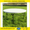 Commerical Catering Round Plastic Foldable Tables