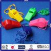 Low Price Good Quality Colorful Plastic Whistle